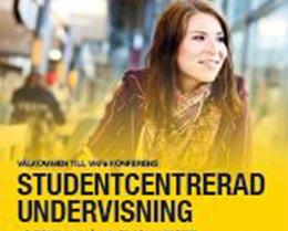 VKF-konferens: Studentcentrerad undervisning, Karlstads Universitet